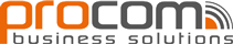 PROCOM GmbH | business solutions Logo